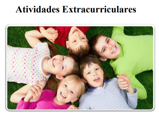 atividades extracurriculares